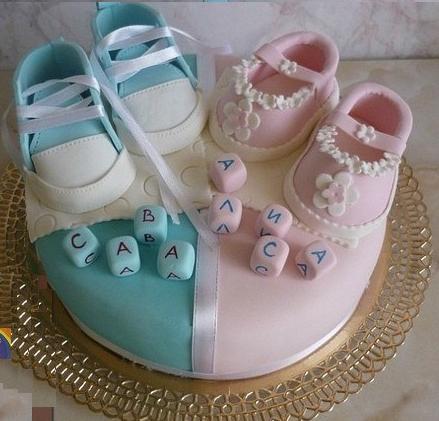 Торт барби-кукла фото 9